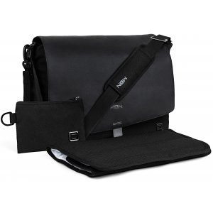 Moon Přebalovací taška 2021 Black/Black